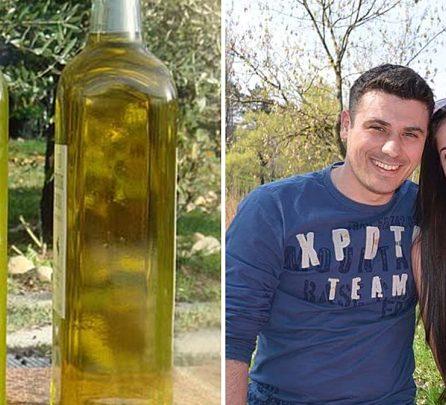 Photo of O moldoveancă ne ademenește cu ulei de casă, produs din măslinele crescute de socrul grec