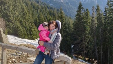 Photo of Sute de km cu mașina, drumeții în munți, cu un bebeluș de 5 luni și un copil de 16 luni?…Yes, we can!