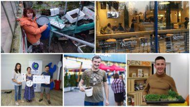 Photo of Câțiva producători ajută întreprinderile de alimentație publică să precomposteze deșeurile organice. Restaurantul Rozmarin deja precompostează!