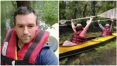 Photo of Alex Guțaga a amenajat popasuri pe traseele pentru rafting, kayaking și biciclete. Problemă: Guvernul interzice activitățile în aer liber