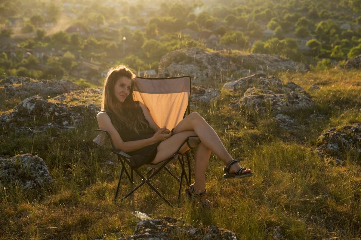 Ecaterina Panteleeva, alpinism, sat
