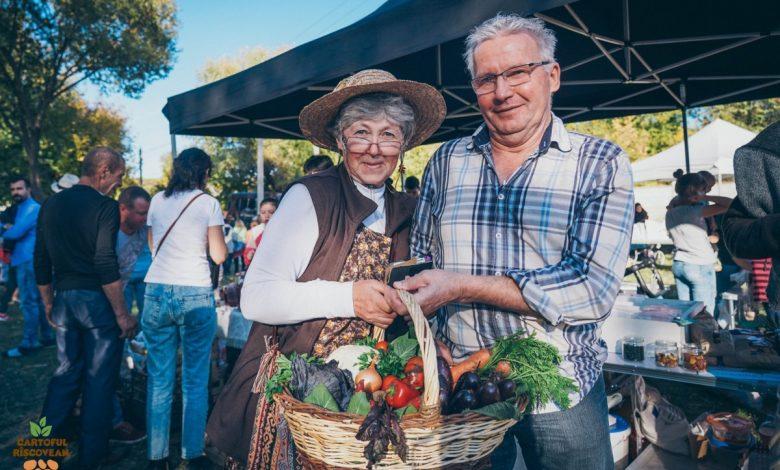 Photo of Curiozități despre cartof și invitație la Toamna Cartofului, în satul Rîșcova. Cartoful nu îngrașă, ci ajută la slăbire!