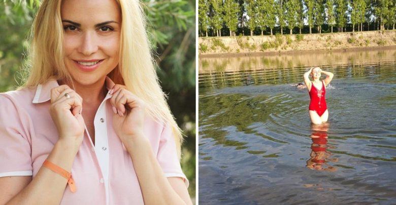 Photo of Femeia de afaceri, Ecaterina Papanaga, nu a înotat 20 de ani