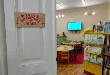 Photo of Un teren de joacă pentru copiii de 0-10 ani, GRATUIT, printre cărți, este paradisul din strada Șciusev