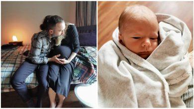 Photo of Povestea de naștere a Alinei. Și-a adus pe lume copilul în Irlanda, unde nașterea acasă este LEGALĂ și SUSȚINUTĂ de STAT