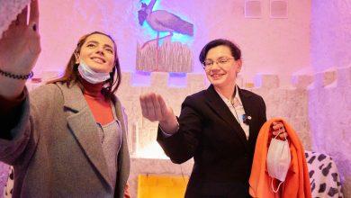 Photo of Irina Bordian a clădit o mică salină în orășelul Rezina. Acolo se tratează răceala, bronșita, alergiile și unele afecțiuni ale pielii